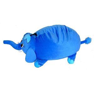 POUF - POIRE Poire enfant ELEPHANT 65 x 90 cm cdt