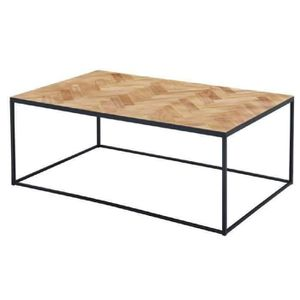 table basse bois massif achat vente pas cher cdiscount. Black Bedroom Furniture Sets. Home Design Ideas