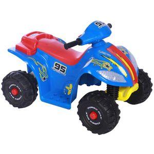 QUAD - KART - BUGGY BIKEROAD Mini Quad Électrique B05 pour Enfant - Bl