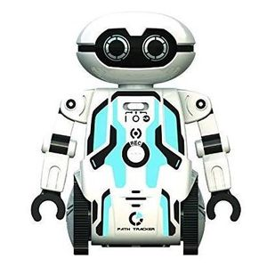 ROBOT - ANIMAL ANIMÉ SILVERLIT - Maze Breaker - Robot Interactif - Bleu