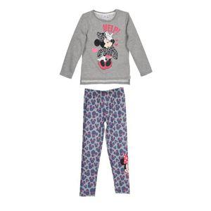 Ensemble de vêtements MINNIE Ensemble T-shirt et Legging - Enfant fille