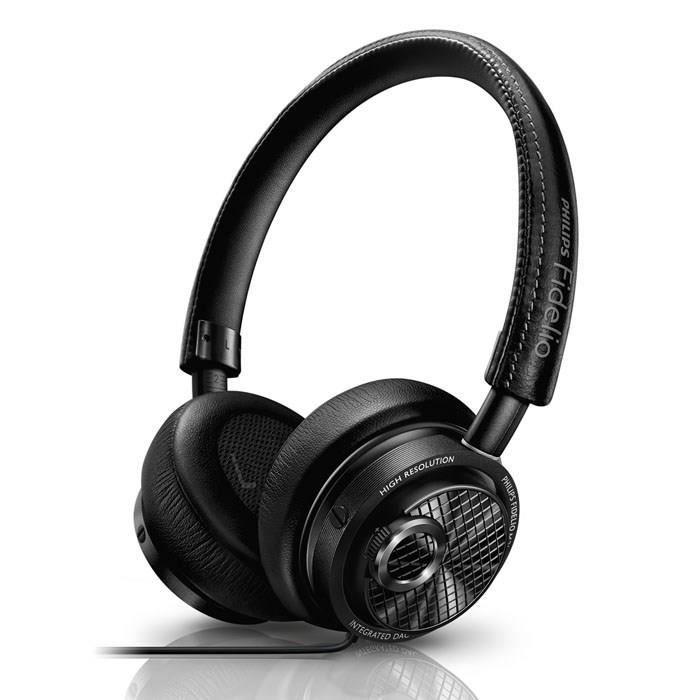 PHILIPS M2L Casque Audio avec connecteur Lightning - Noir
