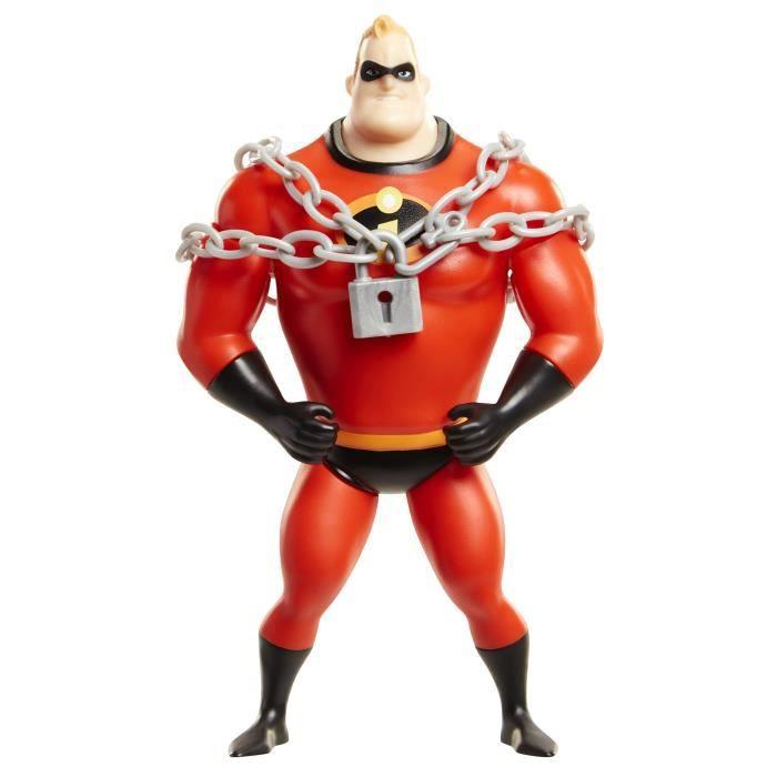 f31a06f8990aff LES INDESTRUCTIBLES 2 Figurine Mr Indestructible et ses chaînes 15cm ...