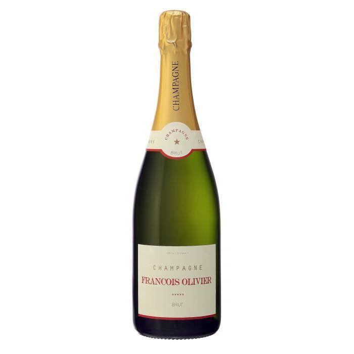 CHAMPAGNE Champagne François Olivier Brut  75 cl