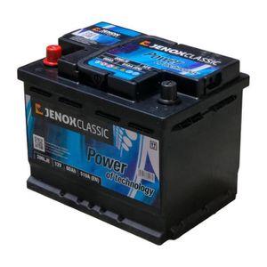 BATTERIE VÉHICULE JENOX L2G Batterie 12V 60Ah 510A