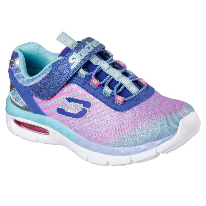 Mauve Skechers Baskets Enfant Appeal Fille Air Chaussures Airbeam SMpUzV