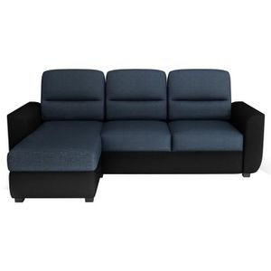Canapé Convertible Bleu Achat Vente Canapé Lit Pas Cher Cdiscount - Acheter divan