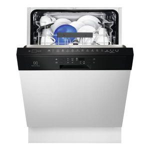 lave vaisselle integrable bandeau noir - achat / vente lave