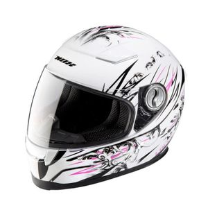 CASQUE MOTO SCOOTER NOX Casque Intégral Kid N682 Lolly