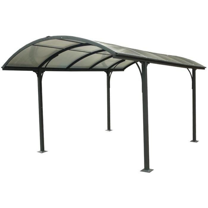 carport aluminium achat vente carport aluminium pas. Black Bedroom Furniture Sets. Home Design Ideas
