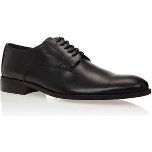 RICHELIEU J.BRADFORD JB-LUC Noir Chaussure Homme