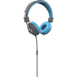 CASQUE - ÉCOUTEURS RYGHT ALVEO - Casque audio filaire - Bleu