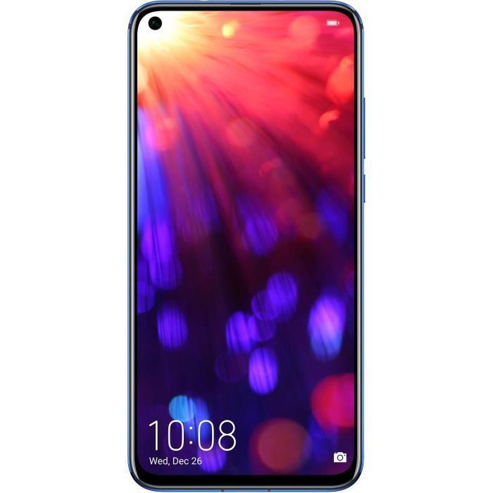 SMARTPHONE Honor View20 Sapphire Blue 128 Go - Version frança