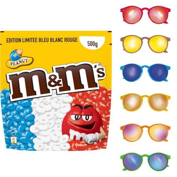 CONFISERIE DE CHOCOLAT M&M's Cacahuètes enrobées de chocolat - Edition Li