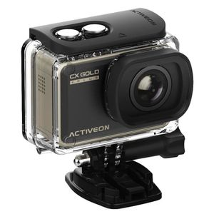 CAMÉRA SPORT ACTIVEON CX GOLD PLUS Caméra Sport Full HD WiFi
