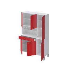 meuble cuisine bas rouge avec plan de travail achat vente meuble cuisine bas rouge avec plan. Black Bedroom Furniture Sets. Home Design Ideas
