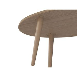 Table basse marbre achat vente table basse marbre pas cher cdiscount - Table basse ovale scandinave ...