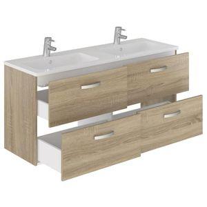 meuble sous vasque 80cm achat vente meuble sous vasque 80cm pas cher cdiscount. Black Bedroom Furniture Sets. Home Design Ideas
