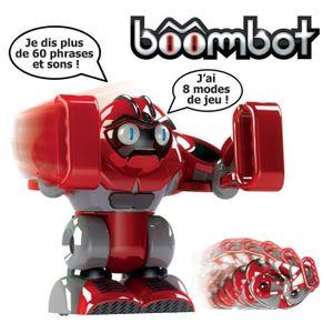ROBOT - ANIMAL ANIMÉ GIOCHI PREZIOSI Robot Humanoïde Boombot Rouge