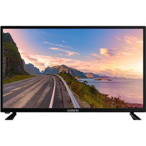 Téléviseur LED OCEANIC TV LED HD 32' (80 cm) - Résolution 1366 x