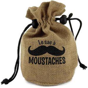 JEU SOCIÉTÉ - PLATEAU ASMODEE - Sac à Moustaches - Jeu de société