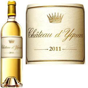 VIN BLANC Château d'Yquem Sauternes Premier Cru Classé 2011
