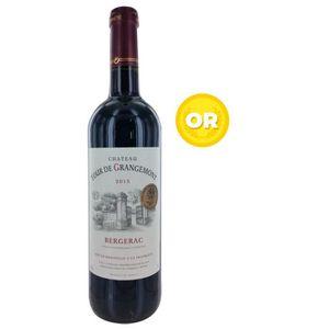 VIN ROUGE Château Tour Grangemont Bergerac 2015 - Vin rou...