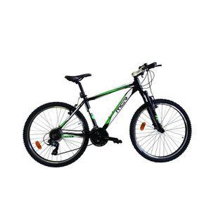 VTT MGR Vélo VTT  Sprint - Homme - Noir et vert - Pers