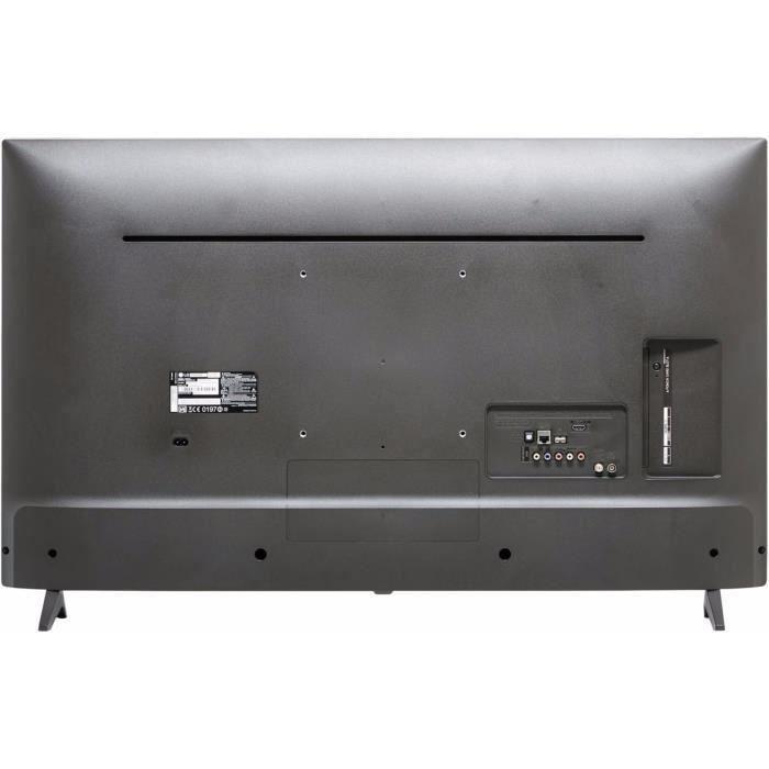 lg 43uh603v tv led 4k hdr 108 cm 43 smart 3 x televiseurspaschers. Black Bedroom Furniture Sets. Home Design Ideas