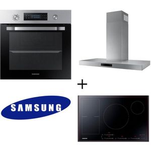 FOUR Pack cuisson Samsung NV66M3571BS - Four électrique