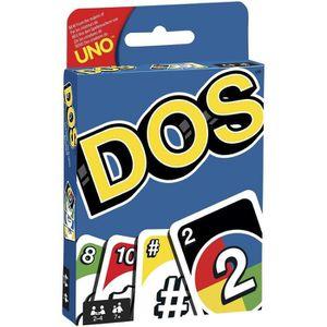 JEU SOCIÉTÉ - PLATEAU MATTEL GAMES - DOS - Jeu de Cartes
