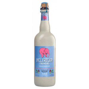 BIÈRE BRASSERIE HUYGHE Delirium Argentum Bière Blonde -