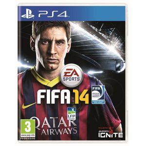 JEU PS4 FIFA 14 / Jeu console PS4