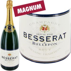 CHAMPAGNE Magnum Besserat Grande Tradition Champagne 150 cl.