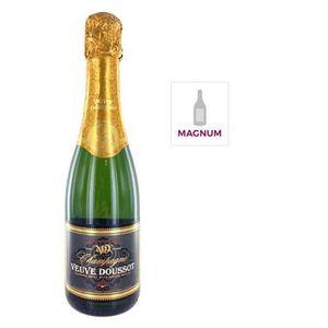 CHAMPAGNE Magnum Champagne Veuve Doussot Brut Grde Cuvé..x6