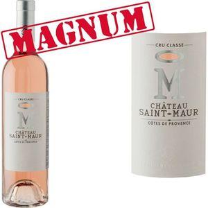 VIN ROSÉ Magnum Château de St Maur 2014 Cuvée St M Côtes de