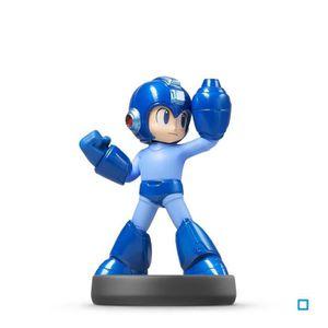 FIGURINE DE JEU Figurine Amiibo Mega Man Super Smash Bros N°27