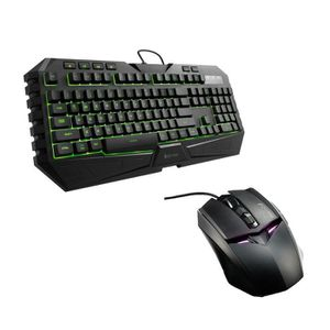 PACK CLAVIER - SOURIS Cooler Master clavier + souris OCTANE Gaming