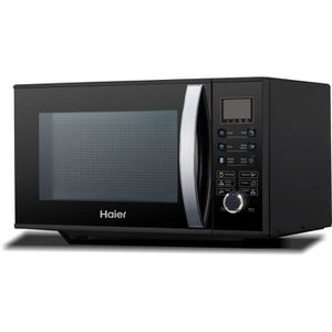 MICRO-ONDES HAIER HGN-2390HEMGB - Micro ondes grill noir - 23