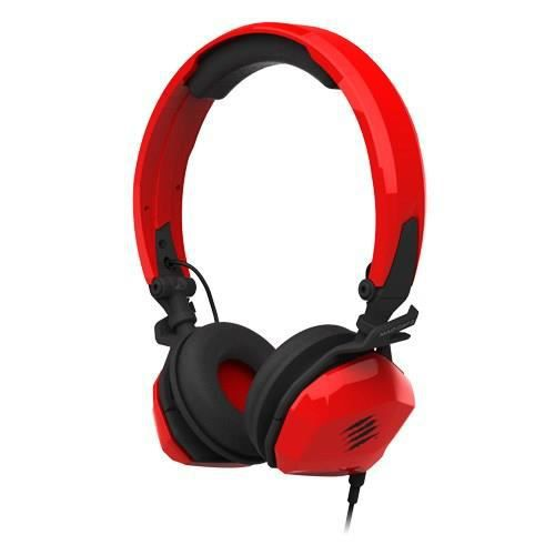 Mad Catz Mobile Casque Filaire Freq M - Gloss Red