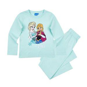 PYJAMA LA REINE DES NEIGES Pyjama 161425 - Enfant Fille -