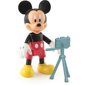 FIGURINE - PERSONNAGE MICKEY ROADSTER RACERS Figurine Mickey