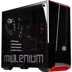 UNITÉ CENTRALE  Unité Centrale Gaming Millenium MM1 - 8 Go de RAM