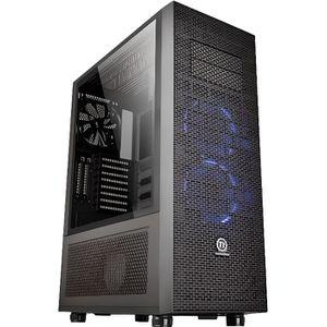 BOITIER PC  Thermaltake Boitier PC Core X71 Edition Verre Trem