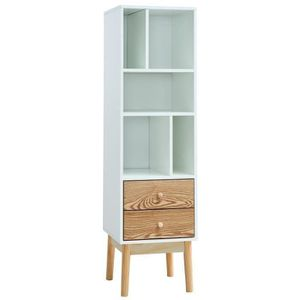bibliotheque style scandinave achat vente bibliotheque. Black Bedroom Furniture Sets. Home Design Ideas