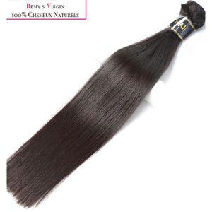 PERRUQUE - POSTICHE KNJ HAIR Tissage brésilien - Cheveux humains -  Li