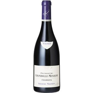 VIN ROUGE Domaine F. Magnien 2013 Chambolle Musigny 1er Cru