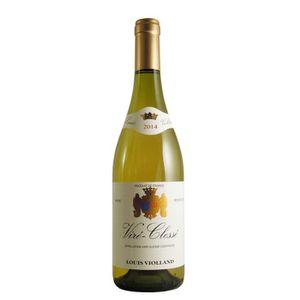 VIN BLANC LOUIS VIOLLAND 2014 Viré Clessé - Blanc - 75 cl