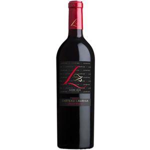 VIN ROUGE Châteu Lauriga 2015  Côtes du Roussillon - Vin rou