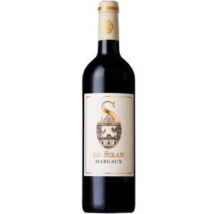 VIN ROUGE Château S de Siran Margaux 2015 - Vin rouge
